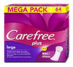 Carefree Slipeinlagen plus large Mega Pack