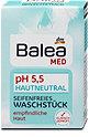 Balea Med pH 5,5 Hautneutral Seifenfreies Waschstück