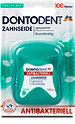 DONTODENT Zahnseide antibakteriell Minze