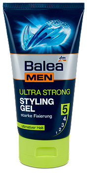 Balea MEN Ultra Strong Styling Gel