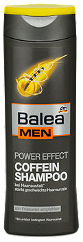 Balea MEN Power Effect Coffein Shampoo