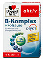 Doppelherz aktiv B-Komplex & Folsäure Tabletten