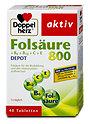 Doppelherz aktiv Folsäure 800 Depot Tabletten