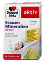Doppelherz aktiv Frauen Mineralien Depot Tabletten