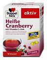 Doppelherz aktiv Heiße Cranberry mit Vitamin C + Zink Pulver