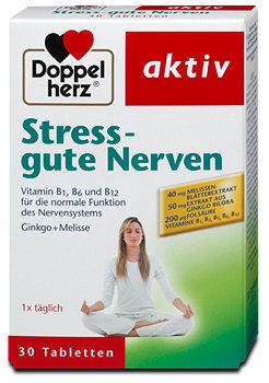 Doppelherz aktiv Stress - gute Nerven Tabletten