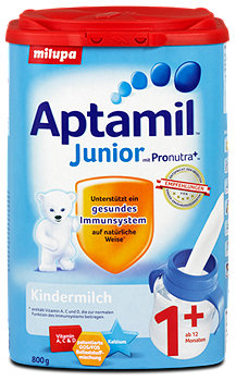Aptamil Junior Kindermilch 1+