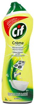 Cif Crème Citrus mit Mikrokristallen