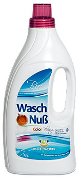 Cliir Nature Bio Wasch Nuß Flüssigwaschmittel Color