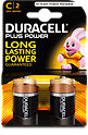 Duracell Plus Power C Batterie