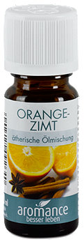 aromance ätherische Ölmischung Orange-Zimt