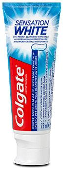 Colgate Zahncreme Sensation White