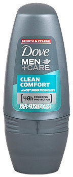 Dove Men + Care Deo Roll-On Clean Comfort