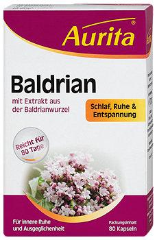 Aurita Baldrian Kapseln