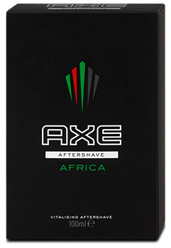 Axe Shave Africa Aftershave