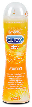 durex play Warming Gleitgel