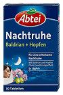 Abtei Nachtruhe Baldrian-Hopfen Kapseln