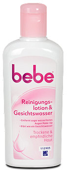 bebe Young Care Reinigungslotion & Gesichtswasser