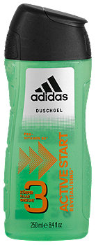 adidas 3in1 Active Start Duschgel