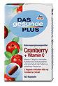 DAS gesunde PLUS Cranberry + Vitamin C Kapseln