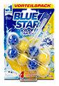 Blue Star Kraft-Aktiv WC-Reiniger Frische Booster Lemon