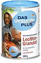 DAS gesunde PLUS Lecithin-Granulat