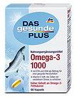 DAS gesunde PLUS Omega-3 Kapseln