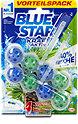 Blue Star Kraft-Aktiv WC-Spüler Morgen Frische