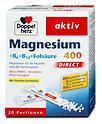 Doppelherz aktiv Magnesium 400 Direct Micro-Pellets