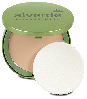alverde Kompakt Make-up