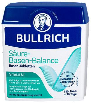 Bullrich Säure-Basen-Balance Basentabletten