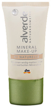 alverde Mineral Make-up