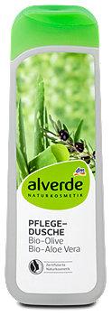 alverde Pflegedusche Bio-Olive Bio-Aloe Vera