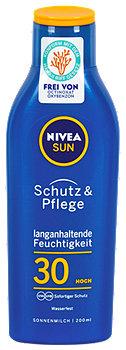 Nivea Sun Schutz & Pflege Sonnenmilch LSF 30