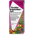 Florabio Kräuterblut-Saft Eisen- und Vitamin-Elixier
