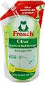 Frosch Citrus Dusche & Bad-Reiniger Umweltbeutel
