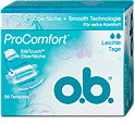 o.b. ProComfort Tampons Leichte Tage