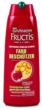 Garnier Fructis Kräftigendes Farbglanz-Shampoo