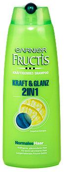 Garnier Fructis Kraft & Glanz 2in1 Haarshampoo