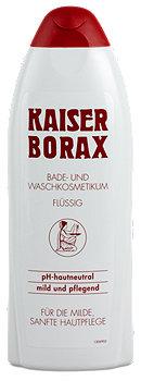 Kaiser Borax Bade- und Waschkosmetikum flüssig