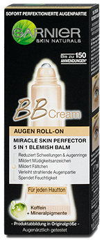 Garnier BB Cream Miracle Skin Perfector Augen Roll-On