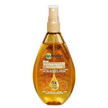 Garnier Body Schöne Haut Öl All-In-One Pflege