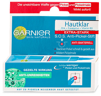 Garnier Hautklar S.O.S. Anti-Pickel-Stift