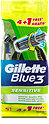 Gillette Blue3 Sensitive Rasierer