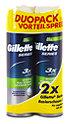 Gillette Series Rasierschaum Duopack