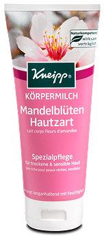Kneipp Körpermilch Mandelblüten Hautzart