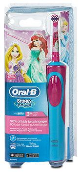 Oral-B elektrische Zahnbürste Stages Power 5+ Jahre