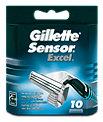 Gillette Sensor Excel Rasierklingen