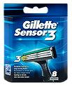 Gillette Sensor3 Rasierklingen