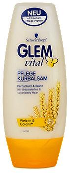 Glem vital Pflege Kurbalsam Haarbalsam
